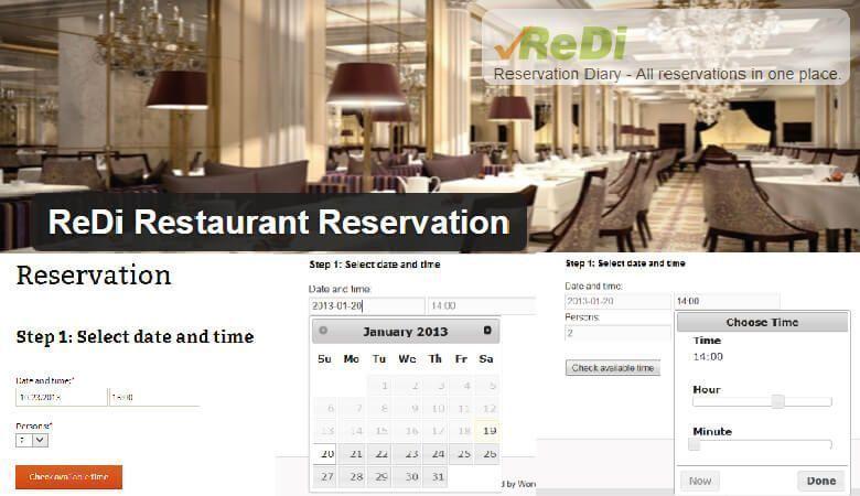 reservas restaurantes