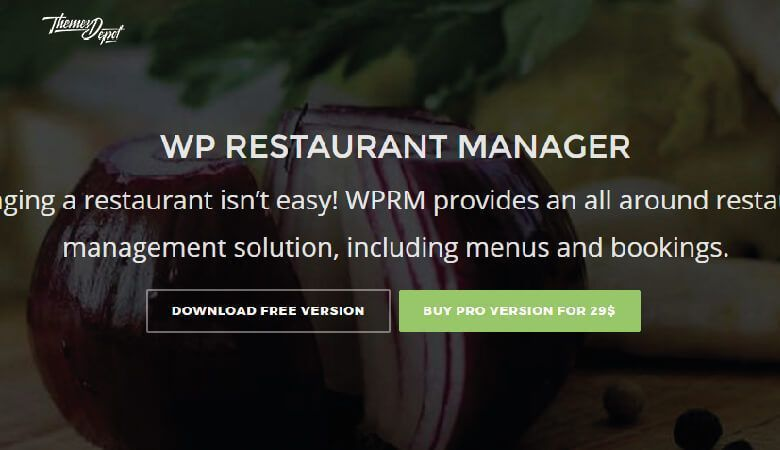 reserva de restaurantes wordpress
