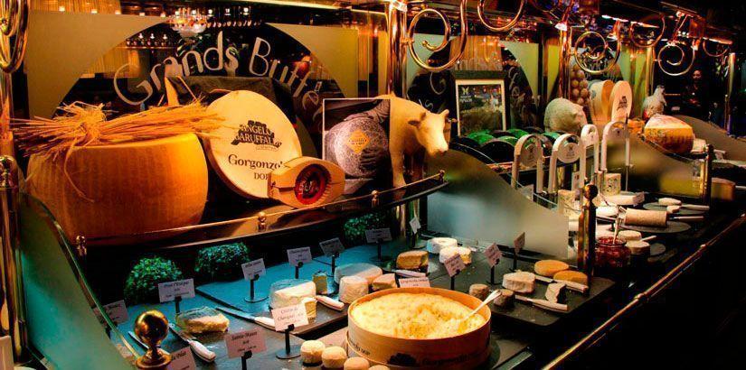 tipos de restaurantes buffet