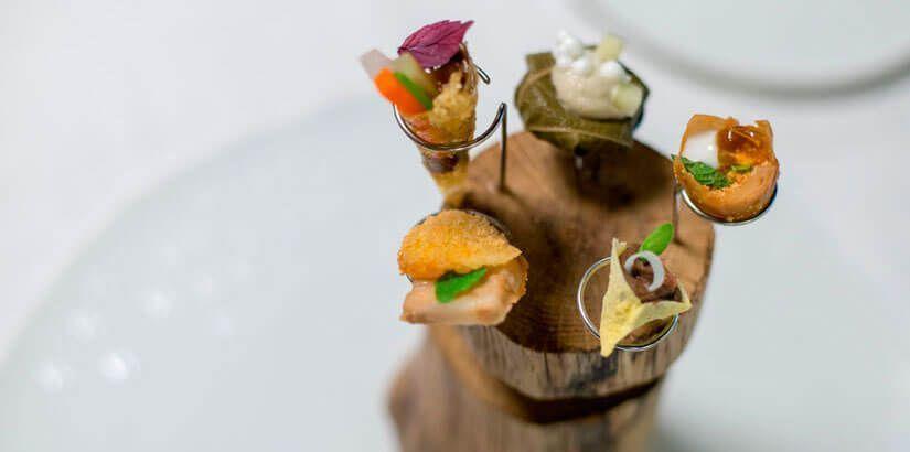 tipos de restaurantes cocina de autor