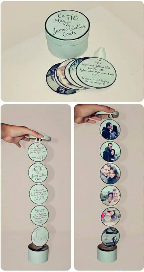 invitaciones de boda diferentes