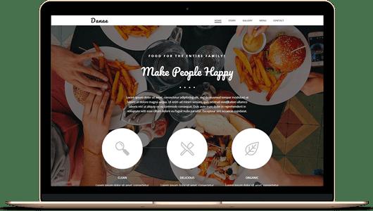 diseñador web especializado en restaurantes