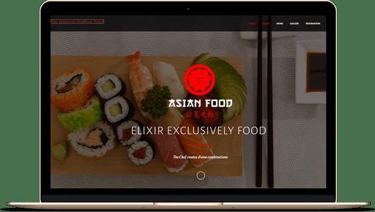 diseño web para bares y restaurantes