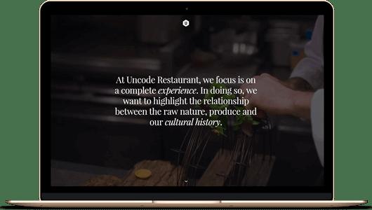 diseño web para restaurantes en españa