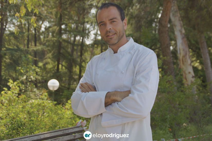 Chef ejecutivo Jorge Blasco