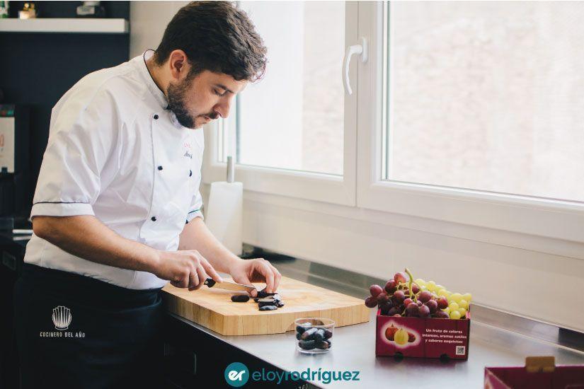 Entrevisto a mario pi ol jefe de cocina en yeguada lagloria for Trabajo jefe de cocina