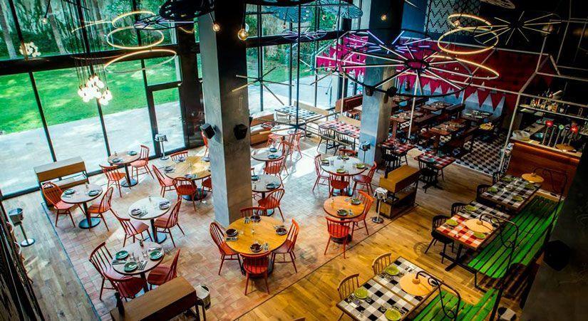 conceptos interesantes de restaurantes