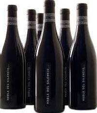 Caja de 6 botellas de vino Habla del Silencio de bodegas habla de Trujillo Elegido Mejor Vino de España 2014, 2015 y 2016 por la AEPEV.