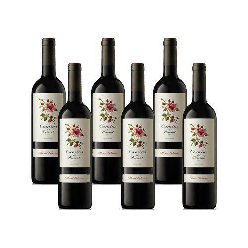 Camins Del Priorat - Vino Tinto - 6 Botellas