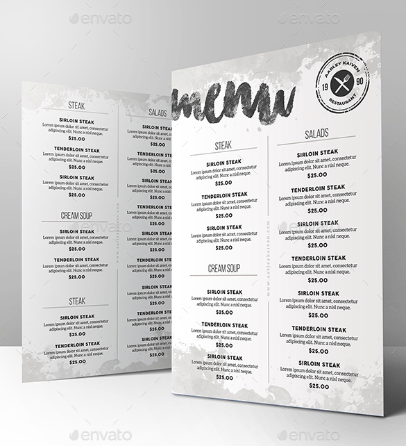 menu-restaurante-minimalista