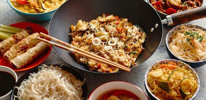 tipo de cocina china