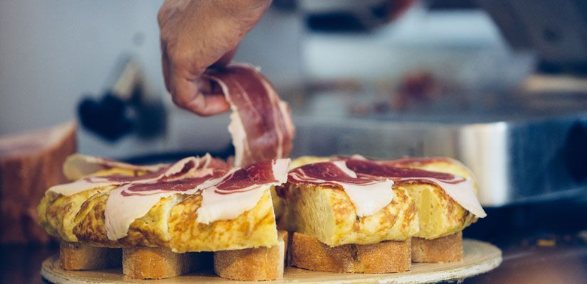 tipo de cocina española