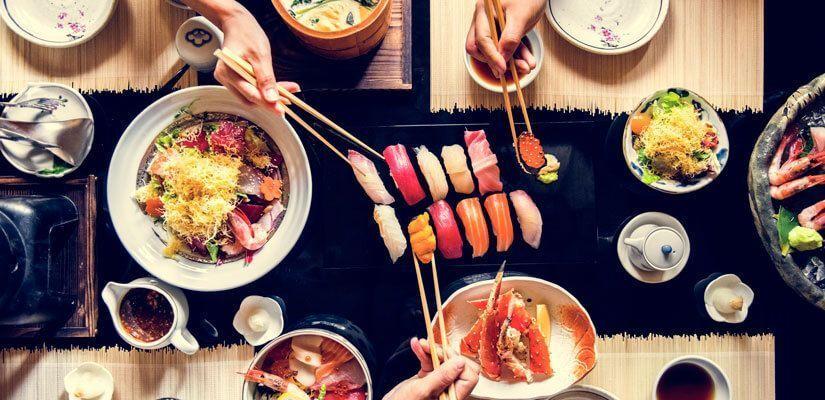 tipo de cocina japonesa