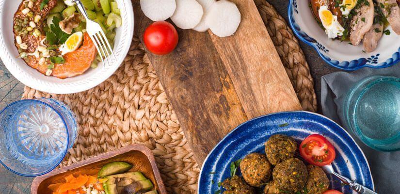 tipo de cocina libanesa