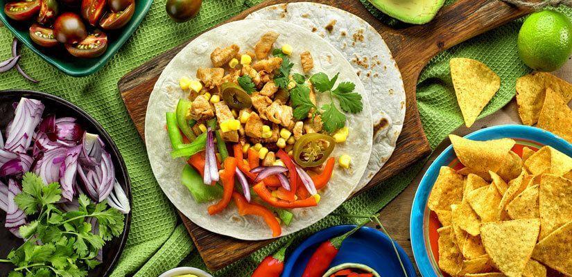 tipo de cocina mexicana
