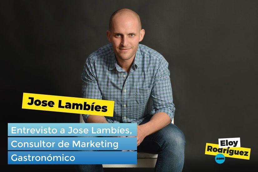 entrevista jose lambies